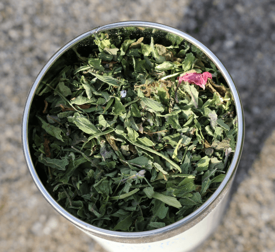 every day mojo herbal tea