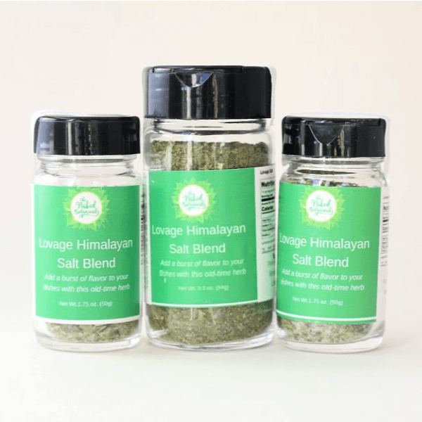 Herbal Salt Blends